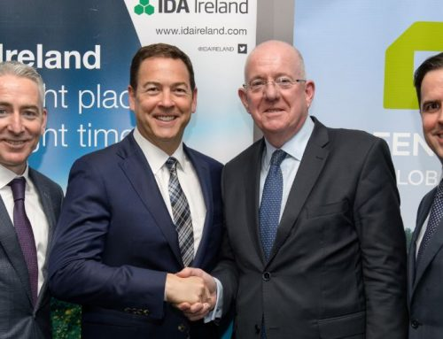 Canadian Multinational Greenfield Global Announce Investment In Laois Creating 75 High Quality Jobs