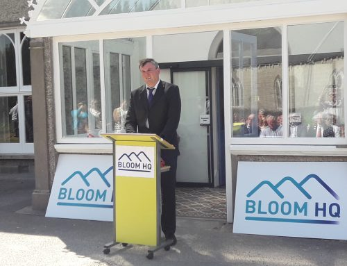 Mountrath Digital & Community  Hub Bloom HQ Officially Opens