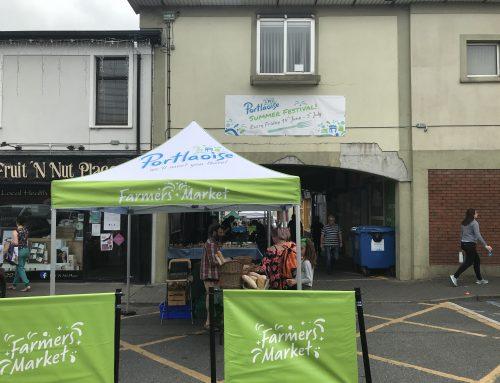 Popular Portlaoise Summer Festival Market Extended To September