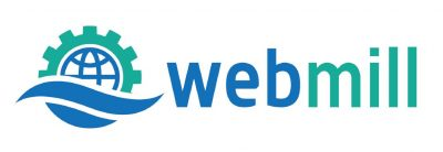Web mill Logo