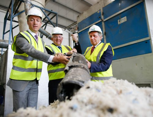 New Plastic Recycling Plant Opens In Portlaoise Creating 16 New Jobs