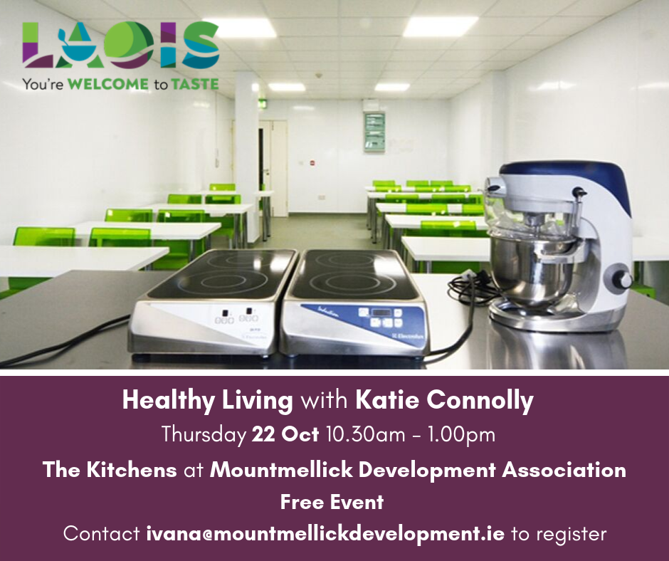 Healthy Living with Katie Connolly