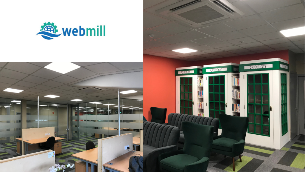 Webmill Digital Hub Mountmellick